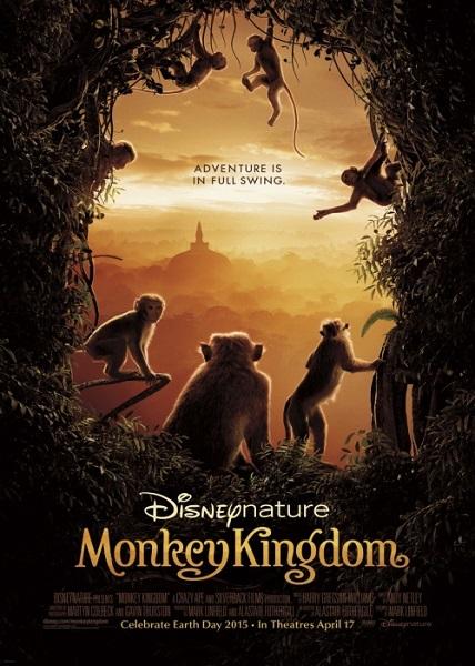 Království opic / Monkey Kingdom (2015)