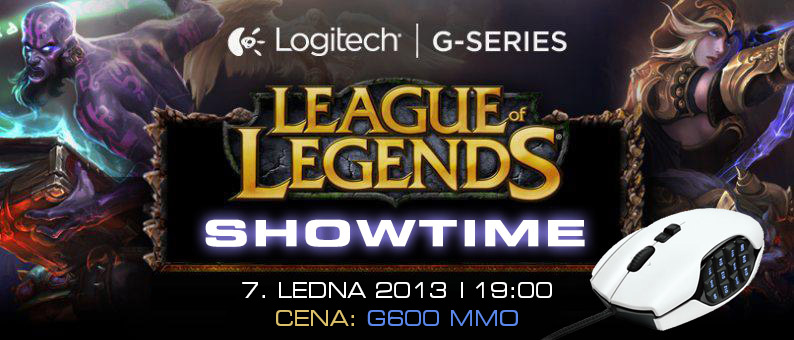 Logitech League of Legends Showtime