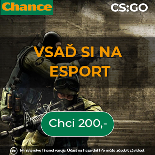 FACEIT Major na Chance