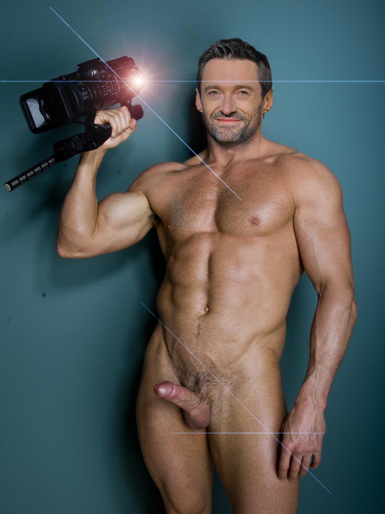 Hugh jackman naked penis prepon celebrity bravo